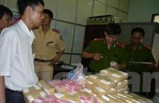 Năm 2009, tội phạm ma túy vẫn diễn biến phức tạp