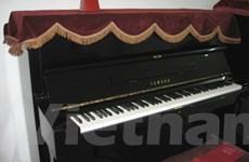 Hàn Quốc tặng 10.000 piano điện tử cho VN