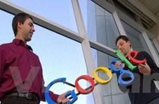 Hai đồng sáng lập Google bán 10 triệu cổ phiếu