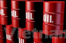 Giá dầu giảm xuống dưới mức 75 USD mỗi thùng
