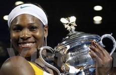 Serena lần thứ 5 vô địch Giải Australia mở rộng