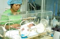 Nhật viện trợ thiết bị y tế cho bệnh viện phụ sản