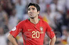 Tiền vệ Deco sẽ giải nghệ sau World Cup 2010