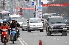 Hà Nội hạn chế giao thông nhiều tuyến đường
