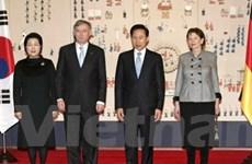 Đức-Hàn Quốc hợp tác về tái thống nhất đất nước