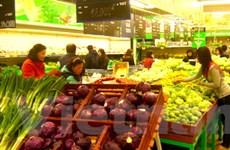 Thị trường Hà Nội: Càng sát Tết giá càng nóng