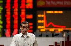 Kinh tế bất ổn đẩy chứng khoán châu Á đi xuống