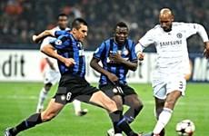 Inter Milan thắng kịch tính sít sao Chelsea