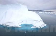 Băng trôi lớn Nam cực đe dọa thời tiết toàn cầu