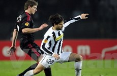 Hàng loạt đại gia sớm rời cuộc chơi Europa League