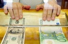 USD đi xuống sau 9 tháng leo cao so với euro