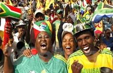 Nam Phi hy vọng hút nhiều du khách dịp World Cup