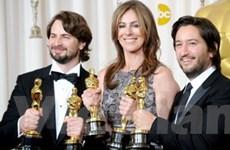 """Phim chiến tranh """"The Hurt Locker"""" đoạt giải Oscar"""