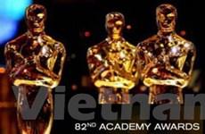 Danh sách đầy đủ các giải thưởng của Oscar 2010