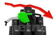 Thị trường dầu mỏ kết thúc chuỗi phiên lên giá