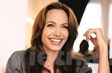 Angelina Jolie chỉnh sửa, lắp mũi giả khi còn trẻ