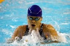 Nhiều kỷ lục bị xô đổ tại giải bơi quốc gia 2010