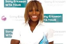 WTA tôn vinh Serena Williams là tay vợt của năm