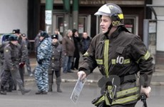 Mátxcơva: Nổ tại ga tàu điện ngầm, 25 người chết