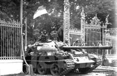 Phóng viên ảnh TTXVN với Đại thắng Xuân 1975