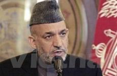 Tổng thống Afghanistan giảng hòa với phương Tây