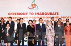 Ra mắt ủy ban ASEAN về quyền phụ nữ và trẻ em