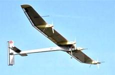 Thụy Sĩ thử nghiệm máy bay năng lượng Mặt Trời