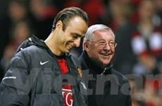 Sir Alex vẫn tin dùng Berbatov thay Wayne Rooney