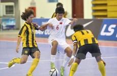 Thua Malaysia, VN đứng thứ 3 Futsal Đông Nam Á