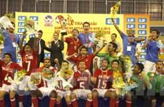 Đội Indonesia vô địch giải Futsal Đông Nam Á 2010