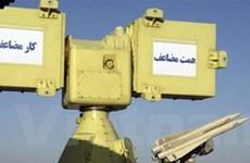 Iran sản xuất hàng loạt tên lửa tầm trung Mersad