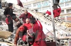 Nga giúp Trung Quốc khắc phục hậu quả động đất