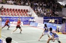 31 tay vợt quốc tế dự giải cầu lông Challenge VN