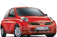 Hãng Nissan giảm giá xe Micra để tăng doanh số