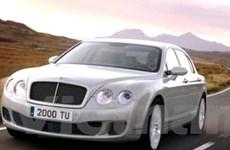 Giới thiết kế ôtô sang trọng hướng về Trung Quốc