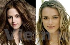"""Kristen và Keira ganh đua để làm """"nữ sát thủ"""""""