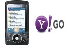 Điện thoại Samsung sẽ cài dịch vụ của Yahoo