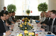 Phần Lan tiếp tục ưu tiên cấp ODA cho Việt Nam
