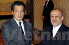 Nhật Bản-Iran thảo luận về chương trình hạt nhân
