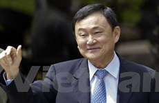 Truy nã ông Thaksin