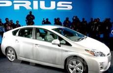 Prius dẫn đầu doanh số ở thị trường Nhật Bản