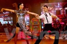 Ngô Thanh Vân toàn thắng thi Bước nhảy hoàn vũ