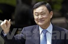Thái Lan triệu tập thẩm vấn cựu Thủ tướng Thaksin