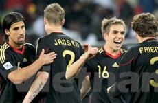 "Ghana-Đức 0-1: ""Tam sư"" gọi, Mannschaft trả lời"