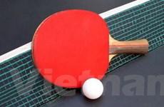 Hơn 100 tay vợt dự giải bóng bàn Cây Vợt Vàng