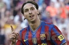 Man City quyết tâm mua Ibrahimovic của Barca