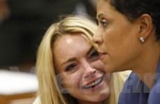 Lindsay Lohan nhận 3 tháng tù giam vì uống rượu