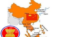 ASEAN thành đối tác lớn thứ ba của Trung Quốc