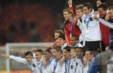Joachim Loew tự hào về chiến tích của tuyển Đức