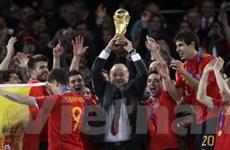 Del Bosque ca ngợi học trò sau chiến thắng lịch sử